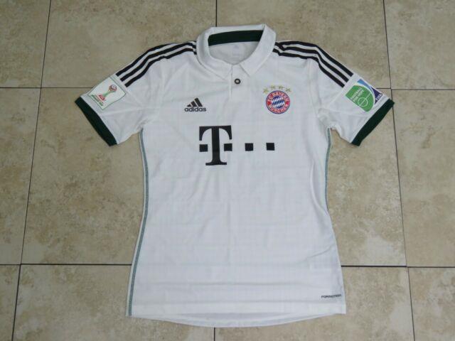 Gotze Fcb Bayern Munich Shirt Adizero Jersey Player Issue Match Un Worn Cwc