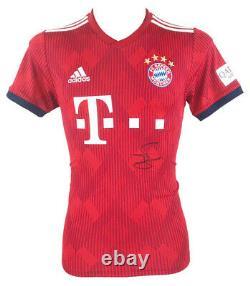 Jerome Boateng Autograph Signed FC Bayern Munich Jersey Shirt +COA