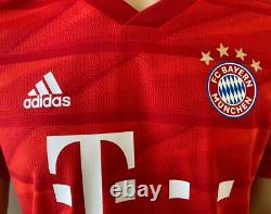 Jersey Bayern Munich 2019-20 Home Player issue