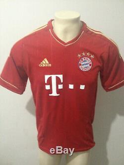 Jersey Bayern Munich Adidas Final Champions League 12/13 New With Tags