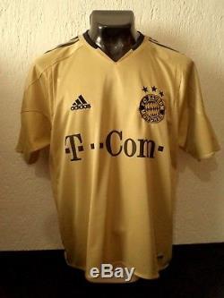 Jersey adidas bayern munich Paolo Guerrero shirt vintage 2005 05 bayer Peru rare