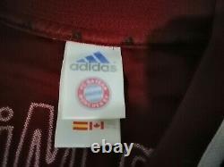 Jersey bayern munich bastian Schweinsteiger (2XL) 2002 germany vintage rare