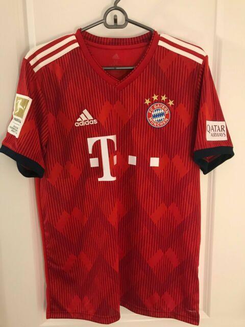 Joshua Kimmich Bayern Munich Medium Jersey Kit With Bundesliga Patch