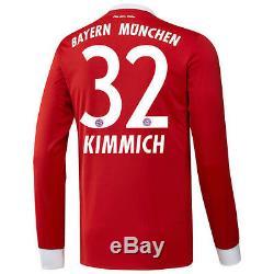 Joshua Kimmich adidas Bayern Munich Soccer Jersey International Clubs