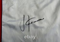 Jurgen Klinsmann Hand Signed Bayern Munich 1997 Away Football Shirt Autograph