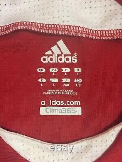 KLOSE #18 Bayern Munich Long Sleeve Home Football Shirt Jersey 2008/09 (L)