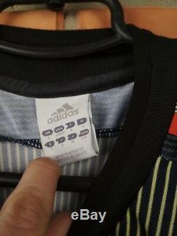 Kahn Bayern Munich jersey small 2003 2004 shirt soccer football Adidas