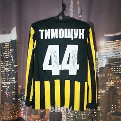 Kairat jersey, match worn \ issue M Tymoschuk Bayern Munchen, Shakhtar, Zenit