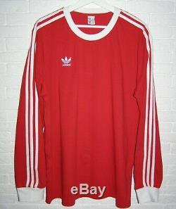 L Trikot European Cup Final 1975 Bayern München Munich Shirt Müller 9 Jersey