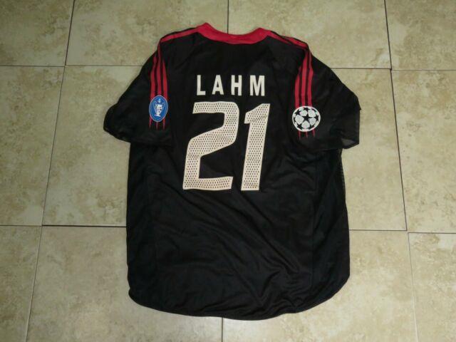 Lahm Bayern Munich Munchen Shirt Spielertrikot Jersey Player Issue Match Un Worn