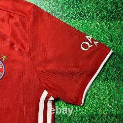 Lewandowski #9 Bayern Munich 20/21 Adidas Home Jersey
