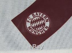 Lewandowski Bayern Munich Jersey Player Issue Match Un Worn Spielertrikot UCL
