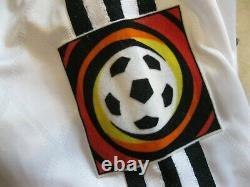 MATCH WORN Bayern Munich 1996/1997 Away #15 Kuffour Size XL trikot shirt jersey