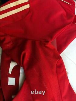 MINT Bayern Munich 2011/2012 Player Issue Home Football Shirt Jersey Adult XL
