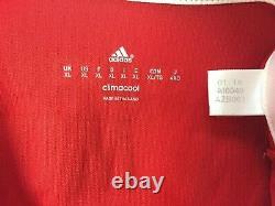 MULLER #25 Bayern Munich Home Football Shirt Jersey 2016/17 (XL)