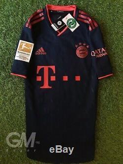 Maglia Adidas Authentic Clima Chill Jersey Bayern Monaco Munich Lewandowski 7 M