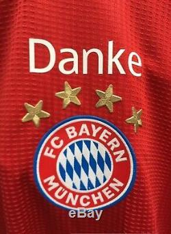 Maglia Bayern Munchen Home 19/20 Shirt Jersey Trikot Final Champions League