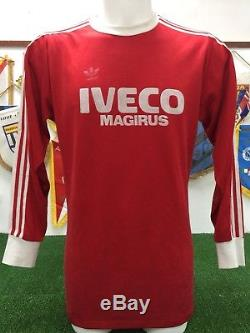 8a7a7de998 Maglia Bayern Munchen Rumenigge Nr 11 Shirt Jersey Trikot Calcio ...