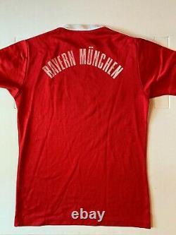Maillot Jersey Vintage Adidas Bayern Munich // Iveco Magirus // 1980-1982