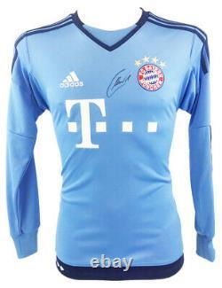 Manuel Neuer Signed Jersey Bayern Munich GK Shirt +COA