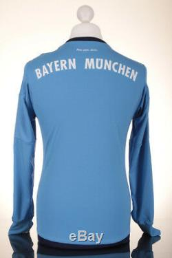 Manuel Neuer Signed Shirt Bayern Munich Autograph GK Jersey Memorabilia COA