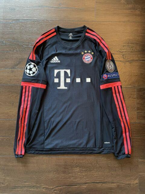Match Worn Player Issue Coman France Bayern Munich Munchen Jersey Trikot Medium