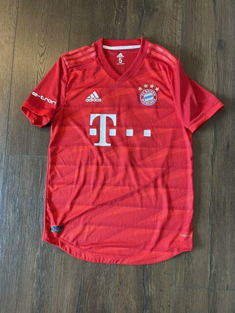 Match Worn Player Issue Gnabry Bayern Munich Munchen Jersey Trikot Small Medium