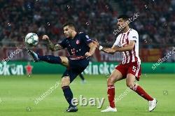 Match Worn Player Issue Hernandez Bayern Munich Munchen Jersey Trikot M Medium 6