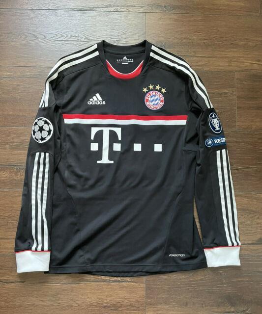 Match Worn Player Issue Lahm Bayern Munich Munchen Jersey Trikot Shirt M Medium