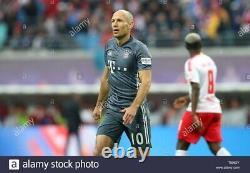 Match Worn Player Issue Robben Bayern Munich Munchen Jersey Trikot Small Medium