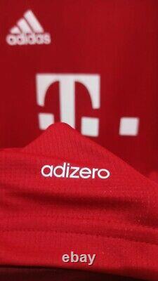 Match Worn Player Issue Thomas Muller Bayern Munich Munchen Jersey Trikot