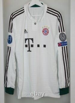 Match worn shirt jersey Bayern Munich Germany Denmark national Tottenham England