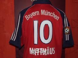 Matthaus Bayern Munchen 1999/2000 Maglia Shirt Calcio Football Maillot Jersey