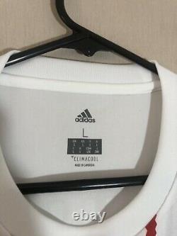 Muller #25 Bayern Munich 2017/18 3rd Large Football Shirt Jersey Adidas BNWT
