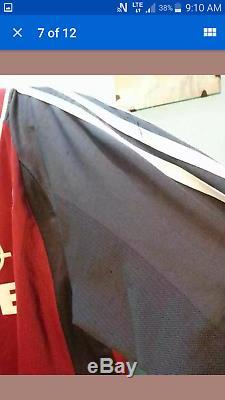 NIKO KOVAC Bayern Munich adidas 2001 Jersey