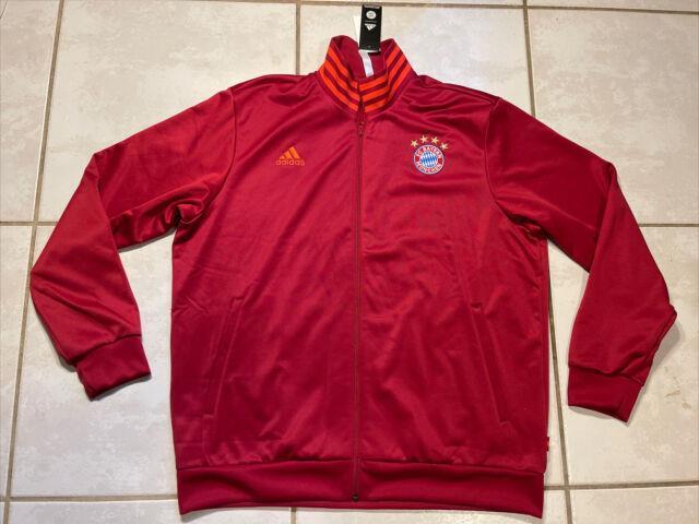 Nwt Adidas Bayern Munich 2019 Track Top Jacket Men's 2xl