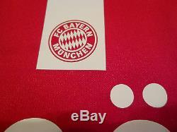 NWT Adidas 2013/14 Bayern Munich #19 Mario Götze Red Home Jersey Men Size Medium