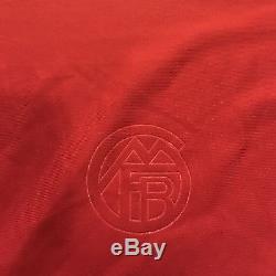 New 2007/08 Bayern Munich Home Jersey #31 Schweinsteiger Adidas Large BNWT