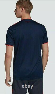New Adidas Men's 19/20 FC Bayern Third Soccer Football Jersey DW7411 Small