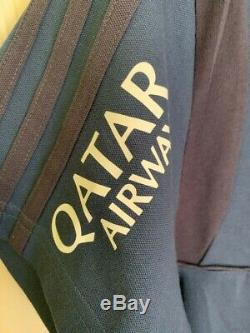 New Authentic Adidas Bayern Munich 19/20 Training Polo Shirt Jersey Sponsors
