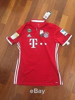 New Bayern Munich Home Adi Zero Adidas Jersey