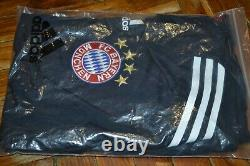 Nwt Bayern Munich Away Football Shirt 2008/2010 Jersey Player Issue Mens S