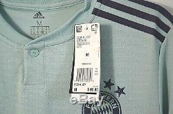 Nwt Mens Adidas Fc Bayern Munchen Soccer Jersey Short Sleeve Shirt Sz M Cf5410