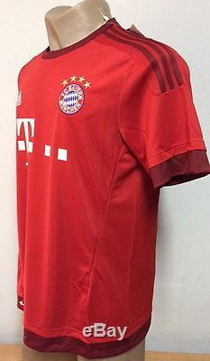Original Bayern Munich Home Soccer Jersey 2016-2017 Robben 10