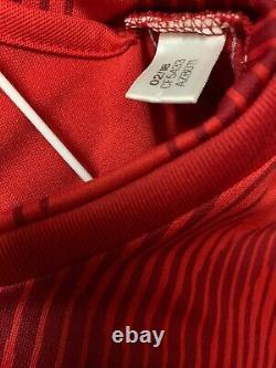 Official Adidas Fc Bayern Munich 2018-19 Home Shirt Jersey Trikot Robben 10 S