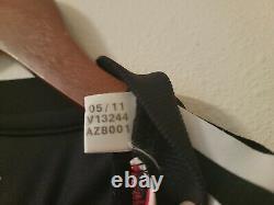 Official Bayern Munich 2011 Player Issue Techfit Football Soccer Jersey Size 6