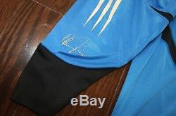 Oliver Kahn #1 BAYERN MUNICH 2004-05 GK goalkeeper shirt Adidas trikot jersey