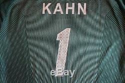 Oliver Kahn Bayern 2003/2004 Champions League Shirt Jersey Maglia Kit Adidas