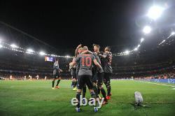 Pack Robben Fc Bayern Munchen Match Issue Techfit Adizero Trikot Shirt Jersey