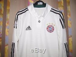 Rare Germany Bayern Munich Player Issue Formotion Trikot Jersey 2013-2014